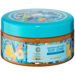 Siberica Professional Oblepikha And Honey Body Scrub Peeling do ciała z rokitnikiem i miodem 300ml